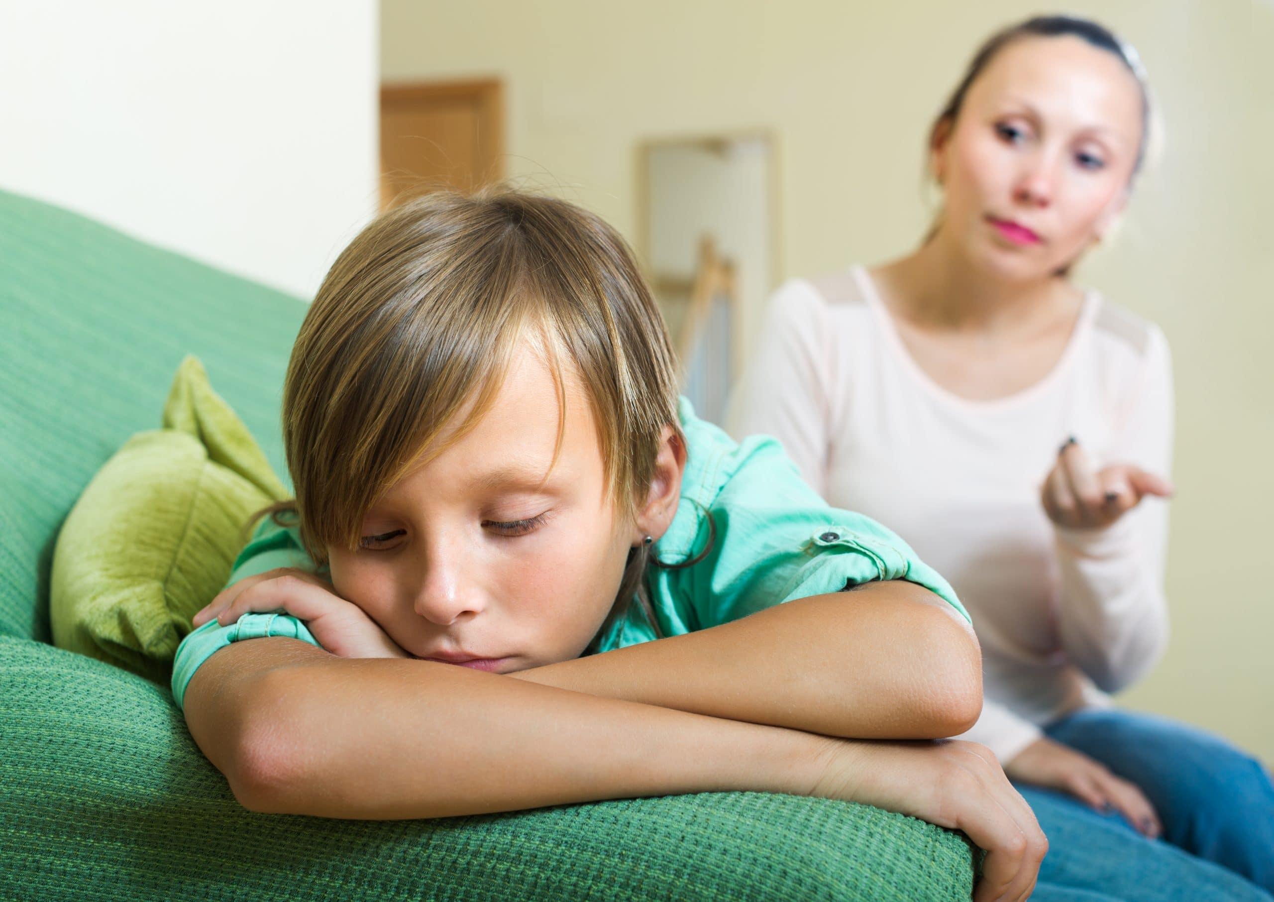 dificultades de la comunicacion familiar y de los niños